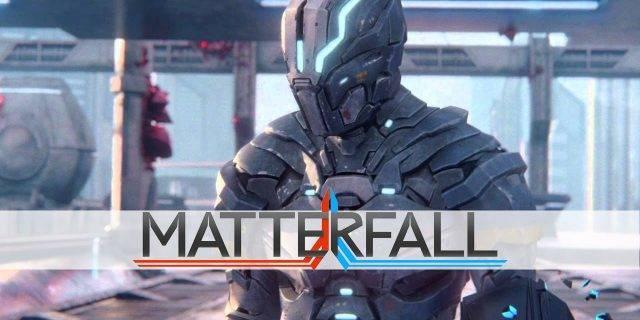 Matterfall - Matterfall