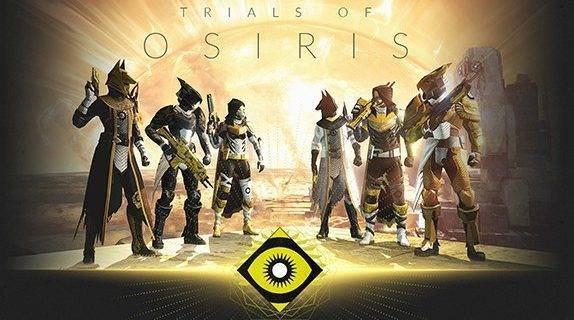 Destiny - Trials of Osiris am 12. August 2016