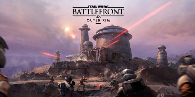 Star Wars Battlefront - Star Wars Battlefront – Outer Rim Gameplay Trailer