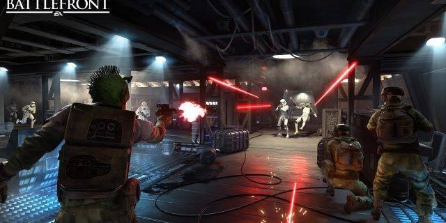 Star Wars Battlefront - Star Wars Battlefront – Neuer Hotfix Released  und ein weiterer angekündigt
