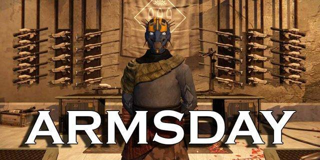 Destiny - Armsday 27.04.2016