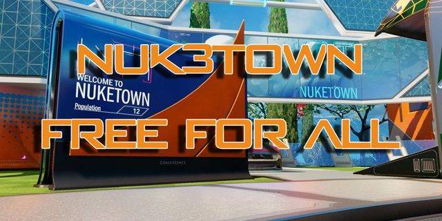 CoD:BO3 - Black Ops 3: Nuk3town für alle!