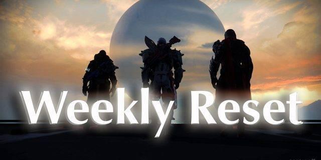 Destiny - Weekly Reset bei Destiny