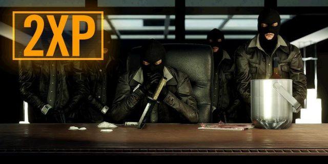 BF: Hardline - Battlefield Hardline – Double XP Event ist Live