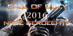 CoD:IW - Neue Gerüchte um Call of Duty: 2016
