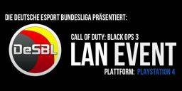 CoD:BO3 - Black Ops 3 LAN der DeSBL Tickets AUSVERKAUFT