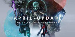 Destiny - Die größe des Update ist bekannt