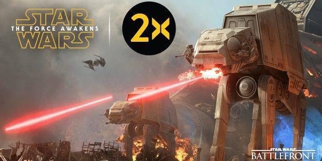 Star Wars Battlefront - Star Wars Battlefront – Double XP Wochenende läuft