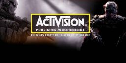Activision Publisher Wochenende auf Steam