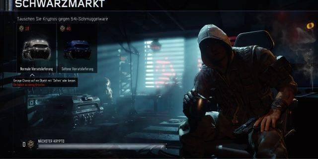 CoD:BO3 - Zehnter Black Ops 3 Spezialist nur im Schwarzmarkt?