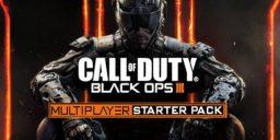 CoD:BO3 - Gratis Multiplayer Starter-Pack Wochenende auf PC mit Double-XP!