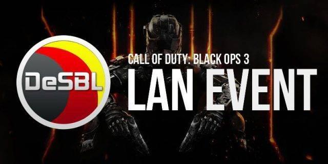 CoD:BO3 - Black Ops 3 LAN der DeSBL in München