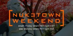 CoD:BO3 - Black Ops 3 – Nuk3town Wochenende