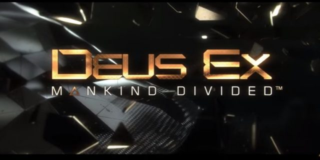 Deus Ex: Mankind Divided - A Criminal Past DLC für Deus Ex: Mankind Divided angekündigt