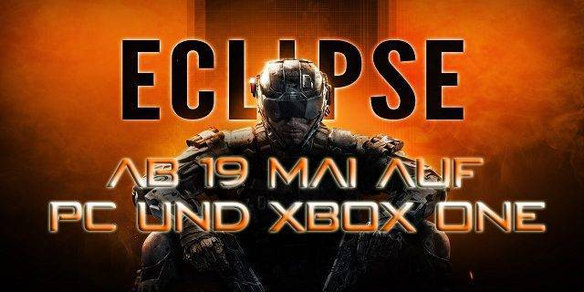 CoD:BO3 - Call of Duty: Black Ops 3 DLC Eclipse ab 19.Mai verfügbar