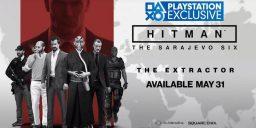 HITMAN - Hitman: Neuer Trailer zu The Sarajevo Six