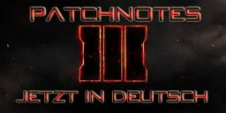 CoD:BO3 - Call of Duty: Black Op 3 Patchnotes Version 1.10 jetzt in Deutsch