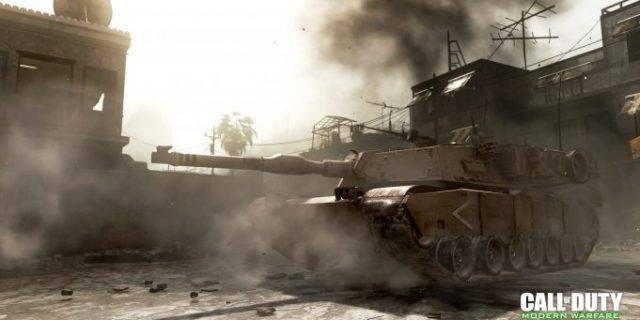 CoD:IW - Weitere Details zu Call of Duty: Modern Warfare Remastered aufgetaucht
