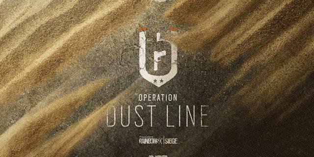 R6S - Rainbow Six Siege: Operation Dust Line angekündigt