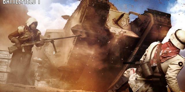 Battlefield 1 - Battlefield 1 – Q&A zum Thema Fahrzeuge
