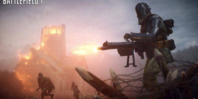 Battlefield 1 - Erste kleine Infos zum Singleplayer