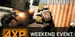 Battlefield 4 - und Battlefield Hardline – 4XP Event gestartet