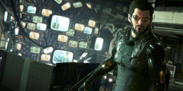 Deus Ex: Mankind Divided - Day One Patch wiegt 3.8 GB