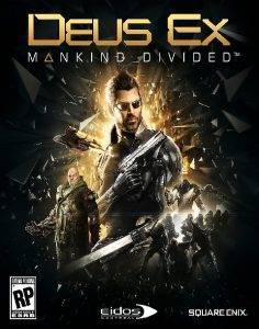Deus Ex: Mankind Divided auf Gamerz.One
