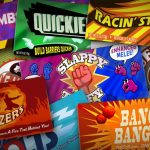 Perks in Zombies in Spaceland: Candy Perks und Schicksal und Glück Karten