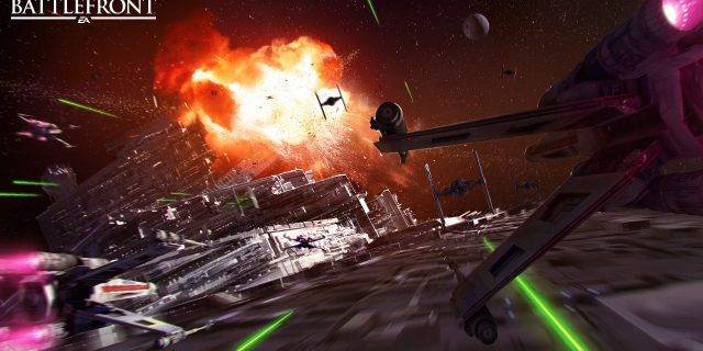 Star Wars Battlefront - Death Star Gameplay Trailer