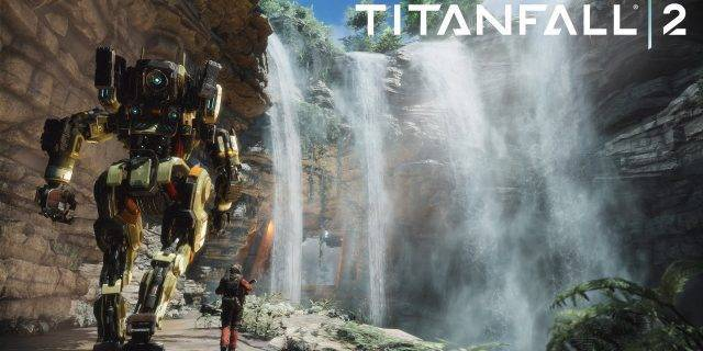 Titanfall 2 - Neue Szenen aus dem Singleplayer von Titanfall 2