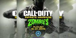 CoD:IW - Zombies überfallen die Gamescom!