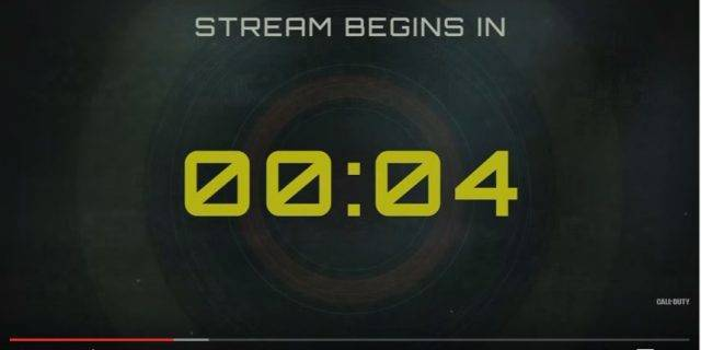 Call of Duty: Infinite Warfare Reveal Stream