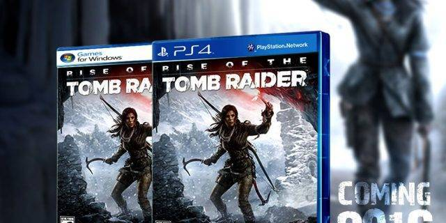 Release Datum Rise of the Tomb Raider PS4 – Englisch
