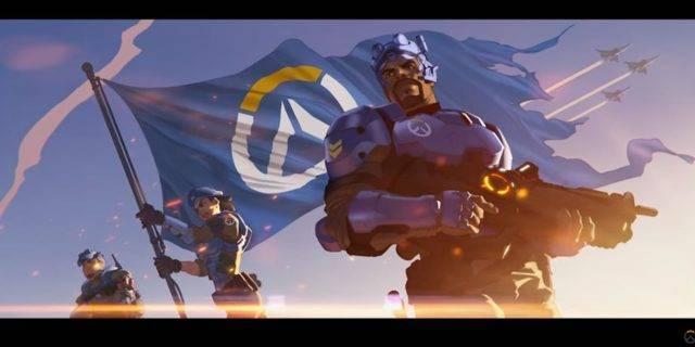 Cinematic Trailer zu Overwatch – Kämpft für eine bessere Zukunft