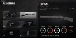 R6S - Waffenguide – Schrotflinten
