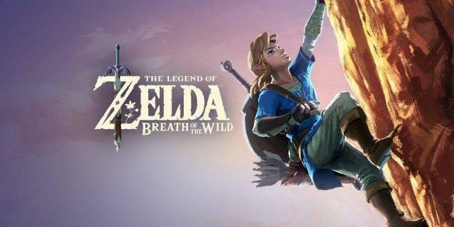 Zelda BotW - Ein Tiefer Atemzug bei Zelda – Breath of the Wild