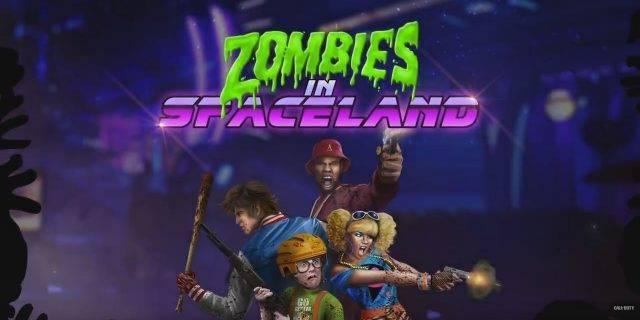 LIVE-Stream zu Call of Duty: Infinite Warfare – Zombies in Spaceland