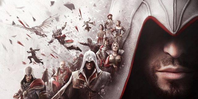 AC - The Ezio Collection - Angekündigt für PlayStation 4 und Xbox One
