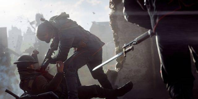 """Battlefield 1 - Dice stellt die Funktion """"Premium-Freunde"""" vor"""