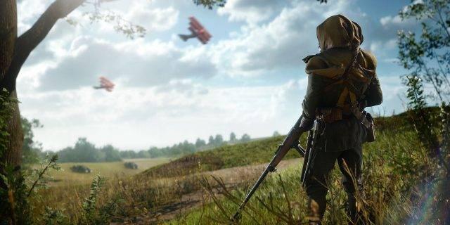 Battlefield 1 - 2 neue Teaser zu Einzelspieler Kampange
