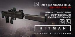 HITMAN - Episode 5 Release Notes