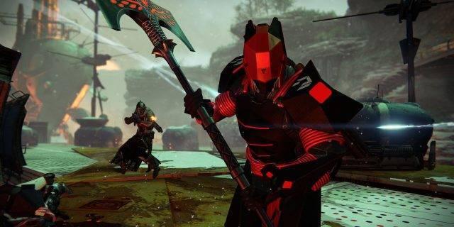 Destiny - Offizieller Launch Trailer zum DLC Das Erwachen der Eisernen Lords!