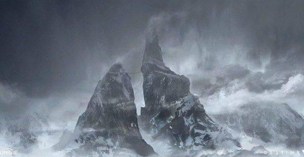Destiny - Das Sprung Rätsel am Felwinter – Gipfel