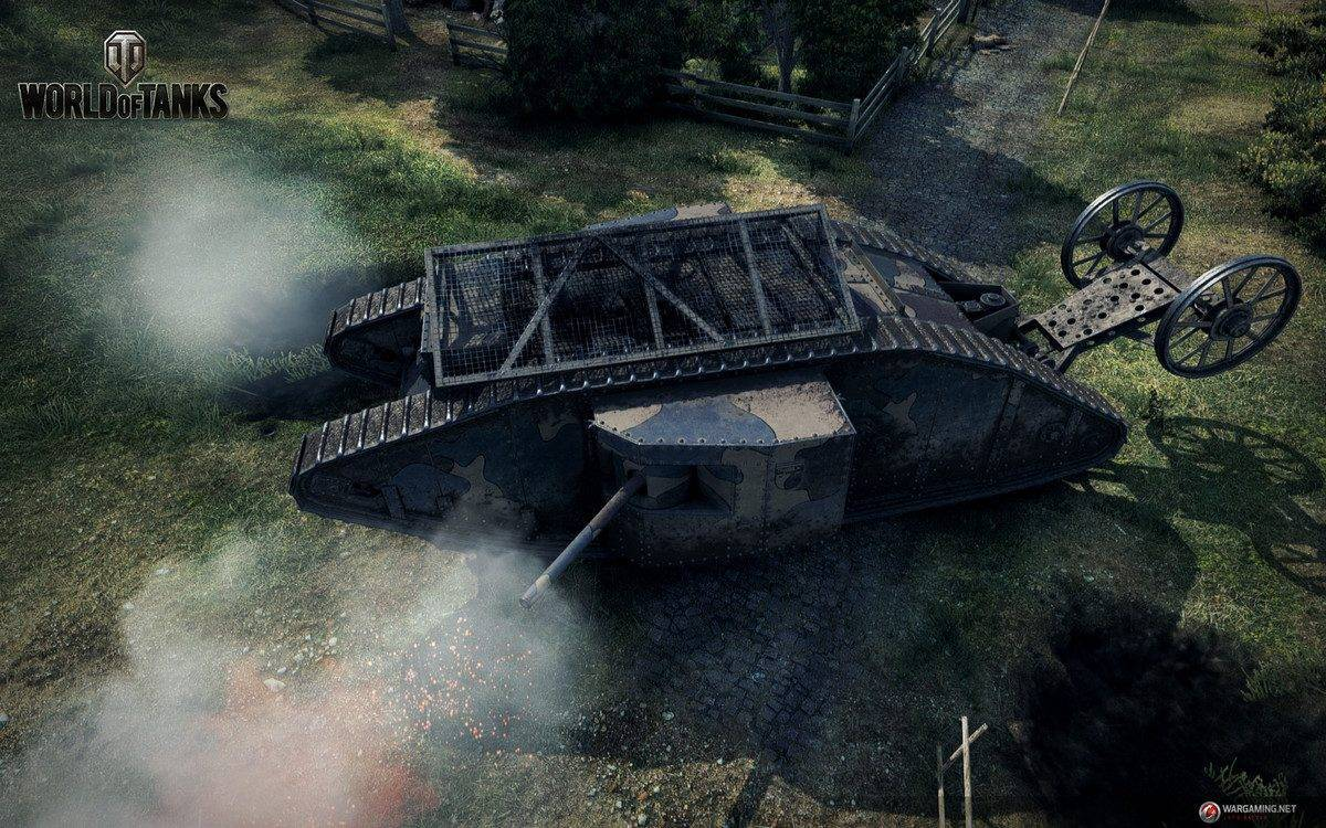 100 Jahre Panzer Mark I