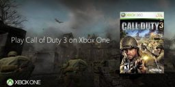 Call of Duty 3 - Ab sofort auf der Xbox One spielbar