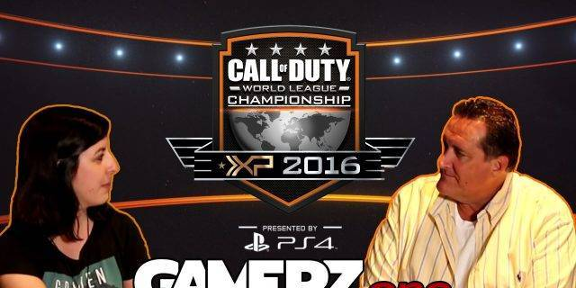 CoDXP 2016 – Interview zur CWL mit Jay Puryear, Esport-Manager von Treyarch