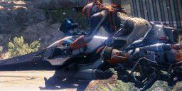 Destiny - Sparrow Racing League mit neuen Maps und Sparrows