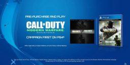 CoD:MW Remastered - So könnt ihr die Kampagne früher spielen