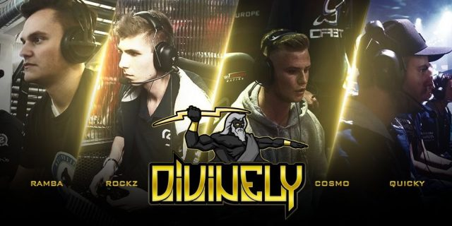CoD:IW - Team Divinely kehrt in den eSport mit Call of Duty: Infinite Warfare zurück